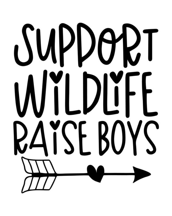 Support Wildlife.