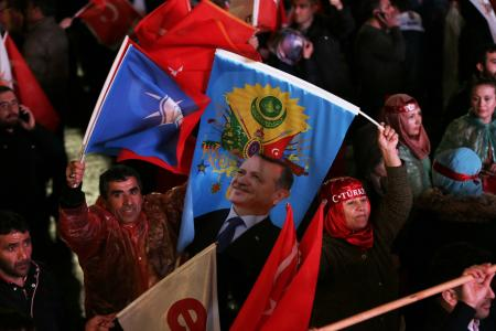 Turkey votes to expand president's powers; critics cry fraud.