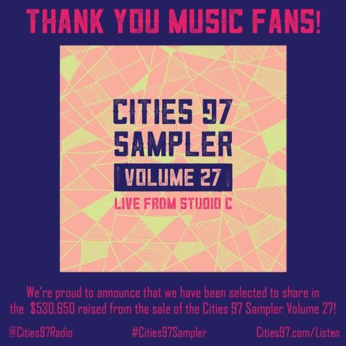 Cities 97 Sampler 27.