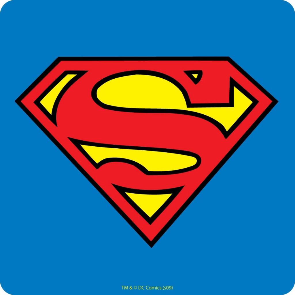 Superman Syombol Clip Art.