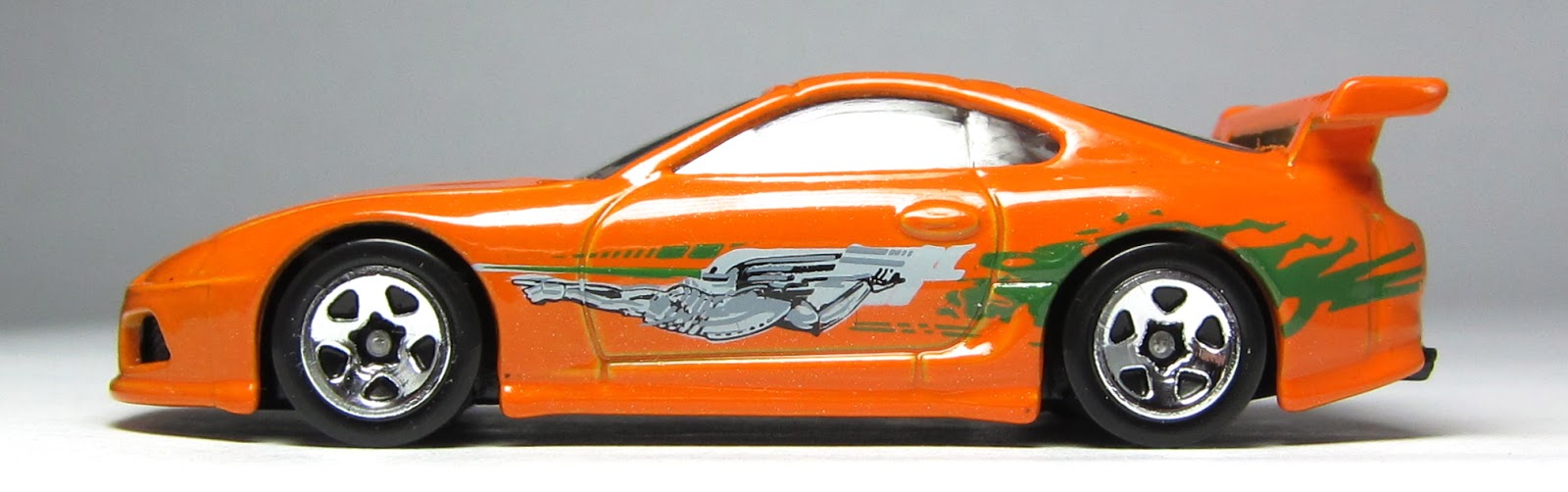 the Lamley Group: First Look: Hot Wheels Toyota Supra.
