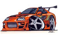 Fast Furious Supra #B8yQcQ.