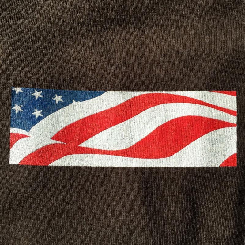 2001 9/11 Box Logo Tee • T.