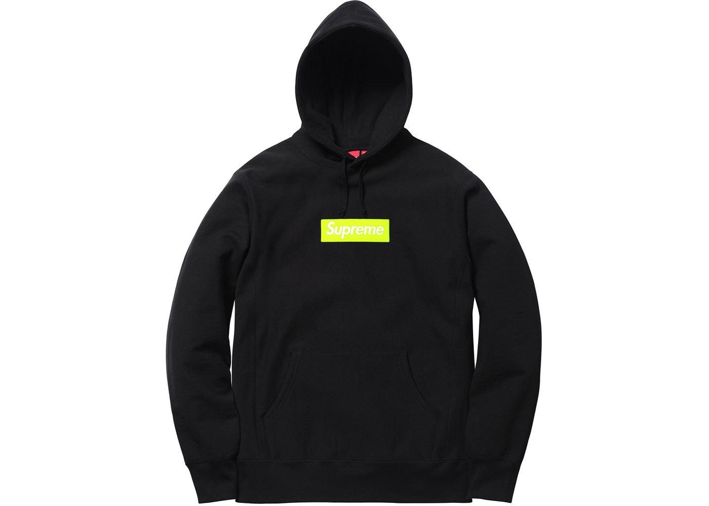 Supreme Box Logo Hooded Sweatshirt (FW17) \
