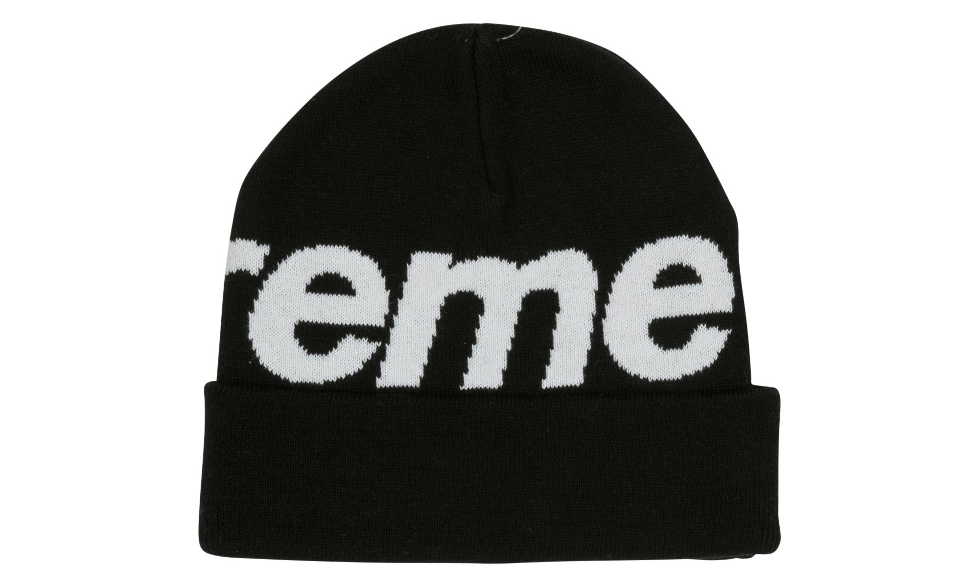 Big Logo Beanie Hat \'fw 18\'.