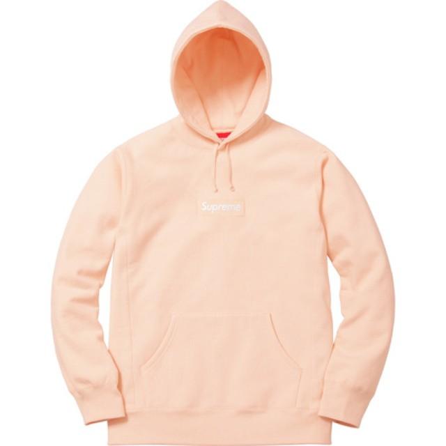 supreme 2016 box logo hoodie.
