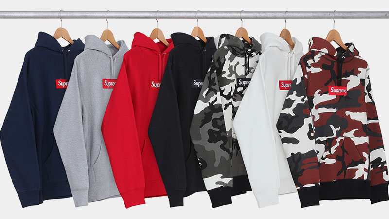 12 Coolest Supreme Box Logo Hoodies of All Time.