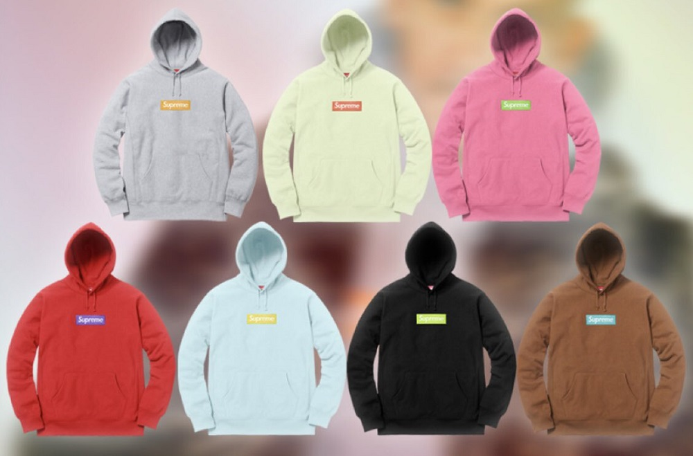 Supreme Box Logo Hoodies Dropping In Mid.