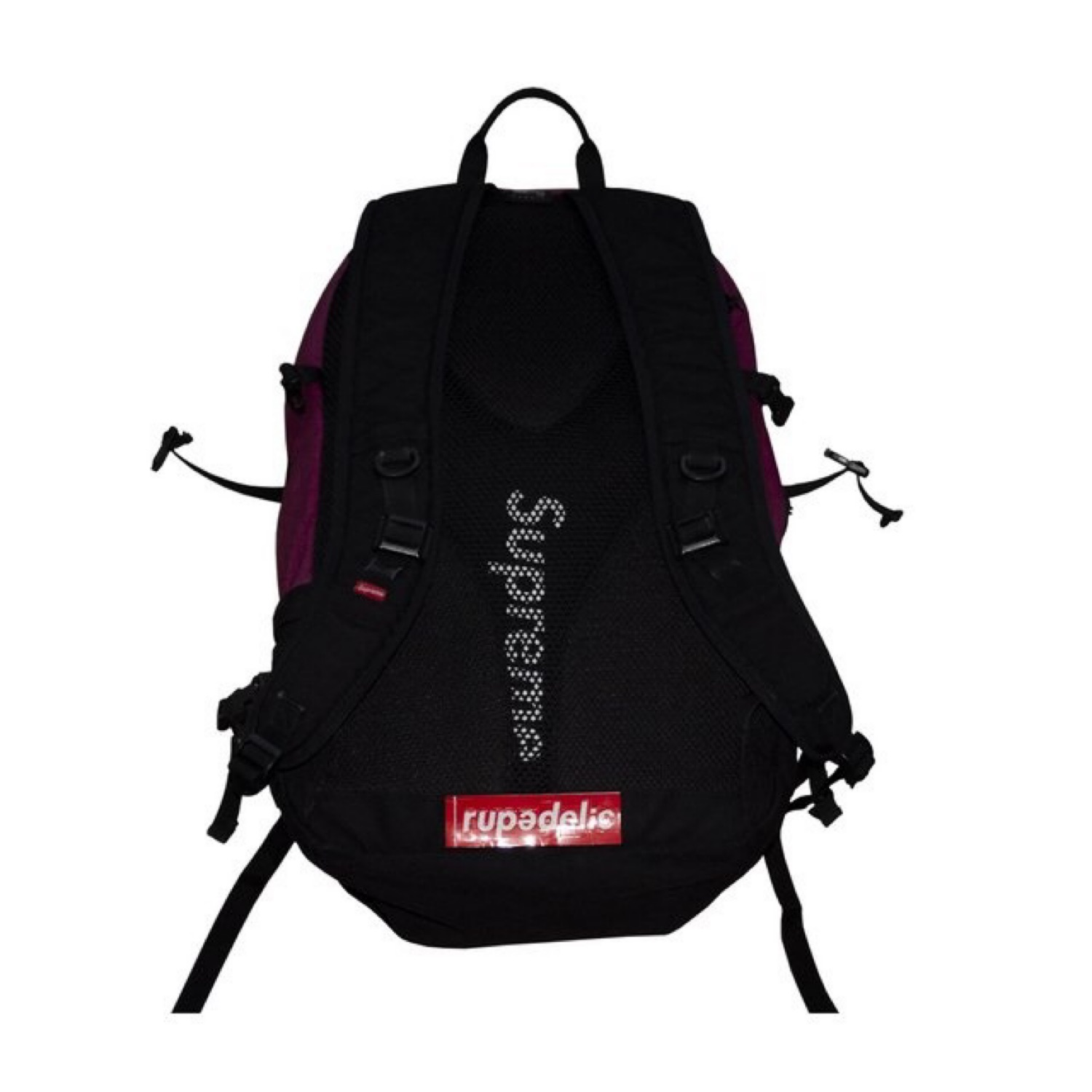 Supreme Stars Box Logo Backpack.