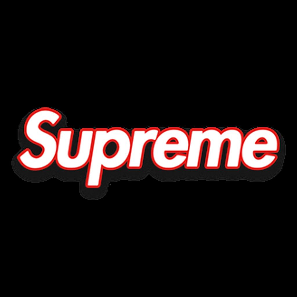Transparent Supreme Logo PNG Images, Free Downloads.