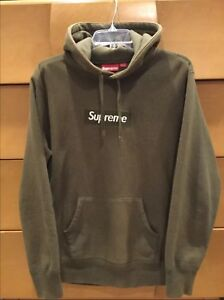 Details about supreme box logo hoodie.