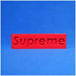 supreme logo generator.