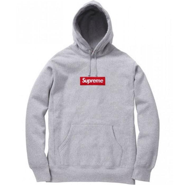 SUP Box logo Pullover Hoodie.