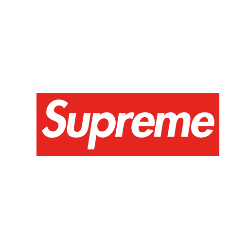 Supreme Logo transparent PNG.