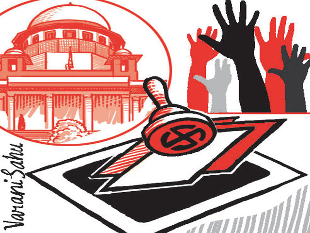Secularism is just not a judicial fix: The apex court errs.