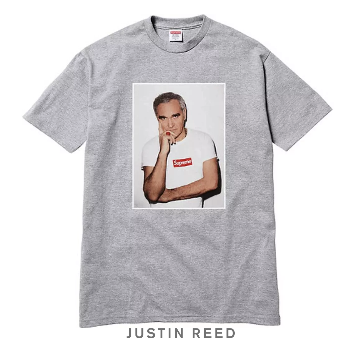 Details about Supreme SS16 Morrissey T.