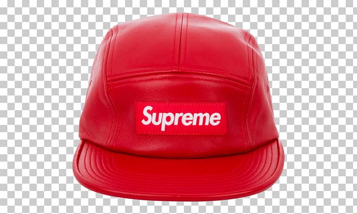 Baseball cap, Supreme hat PNG clipart.