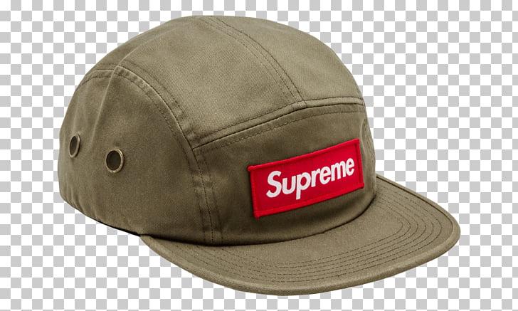 Baseball cap Hat Supreme Headgear, Supreme, green and red.