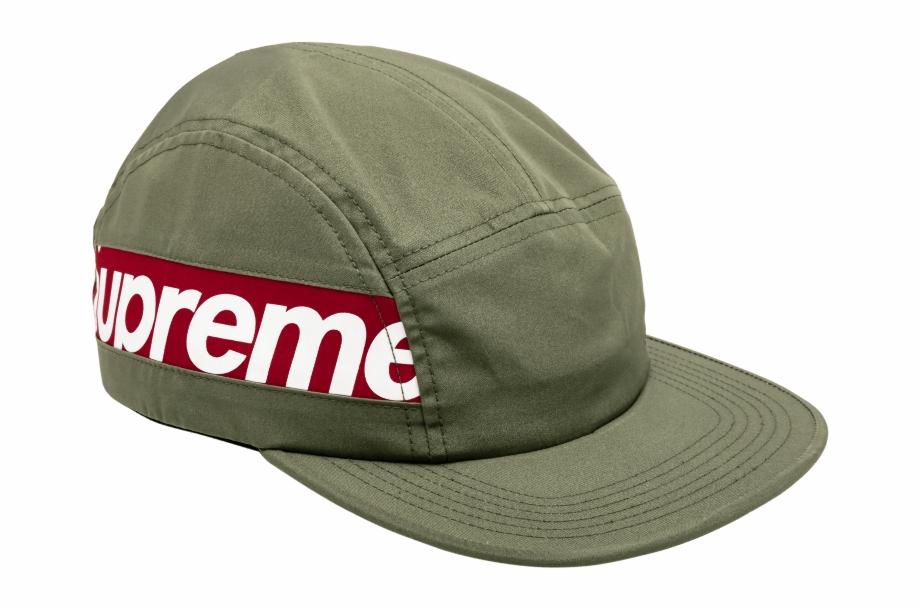 Supreme Side Panel Camp Cap \