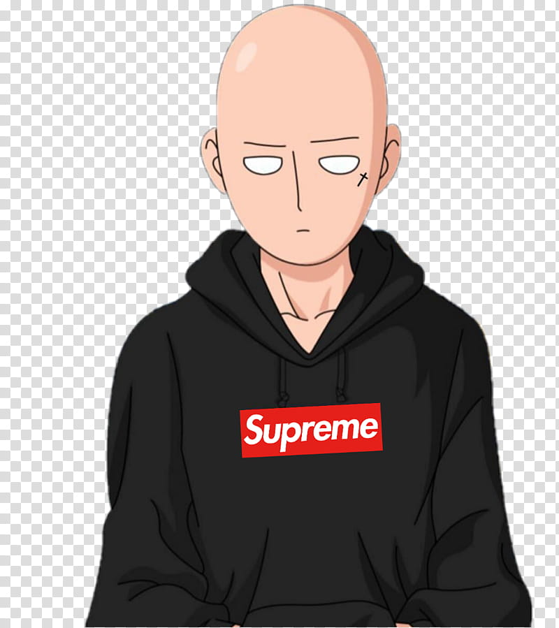 One Punch Man, Supreme, Hoodie, Nike, Hypebeast, Bathing Ape.