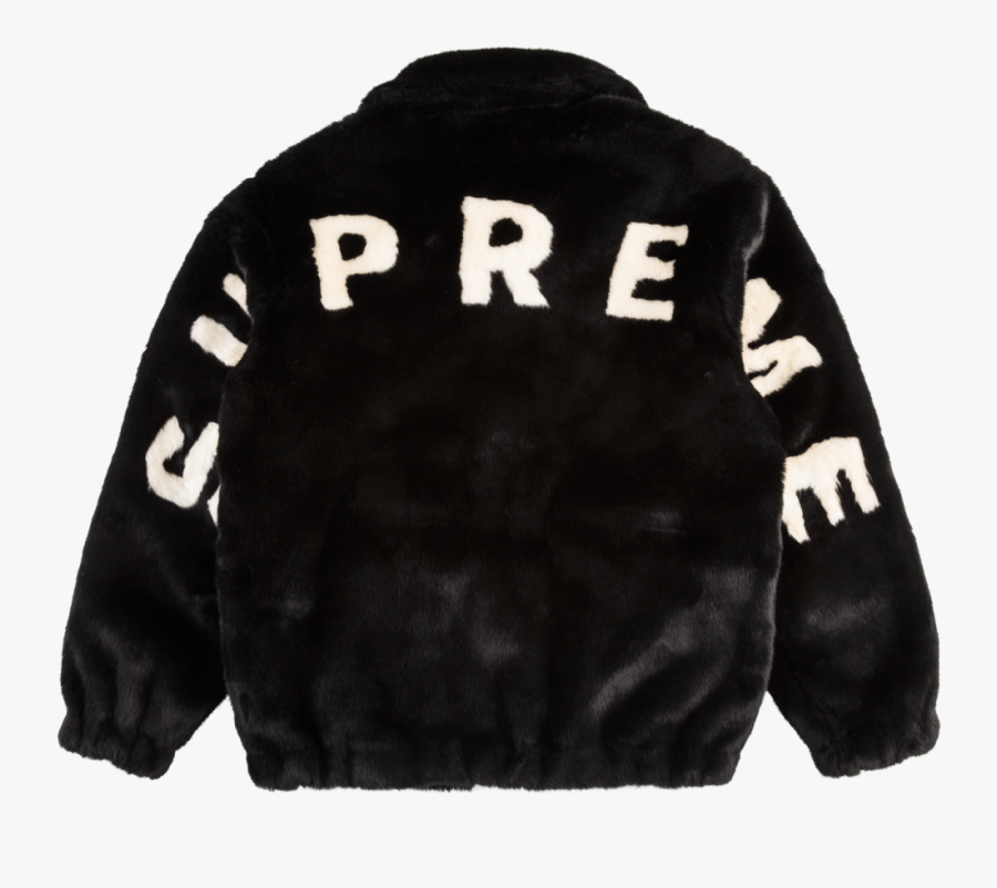 Leather Jacket Supreme Coat Clothing.