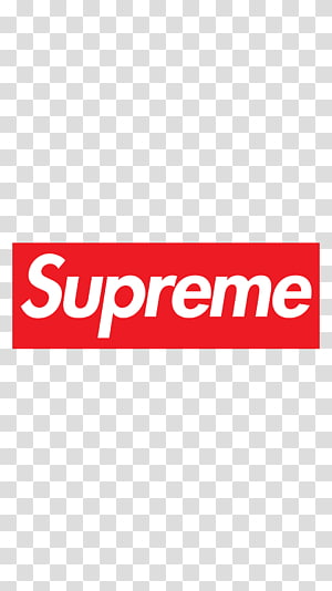 Supreme transparent background PNG cliparts free download.