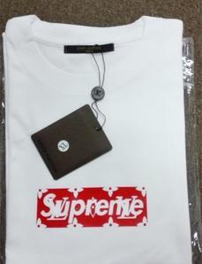 Supreme LV Box Logo Tee LV T.