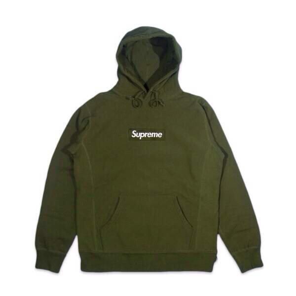 Supreme 11FW Box Logo\