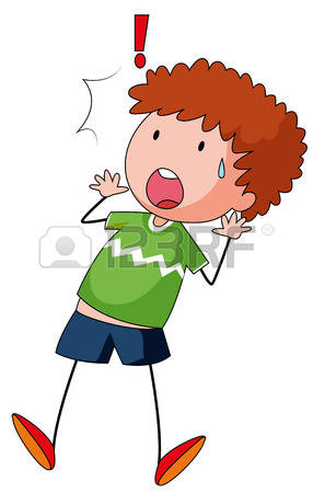 1,172 Surprised Kid Stock Vector Illustration And Royalty Free.