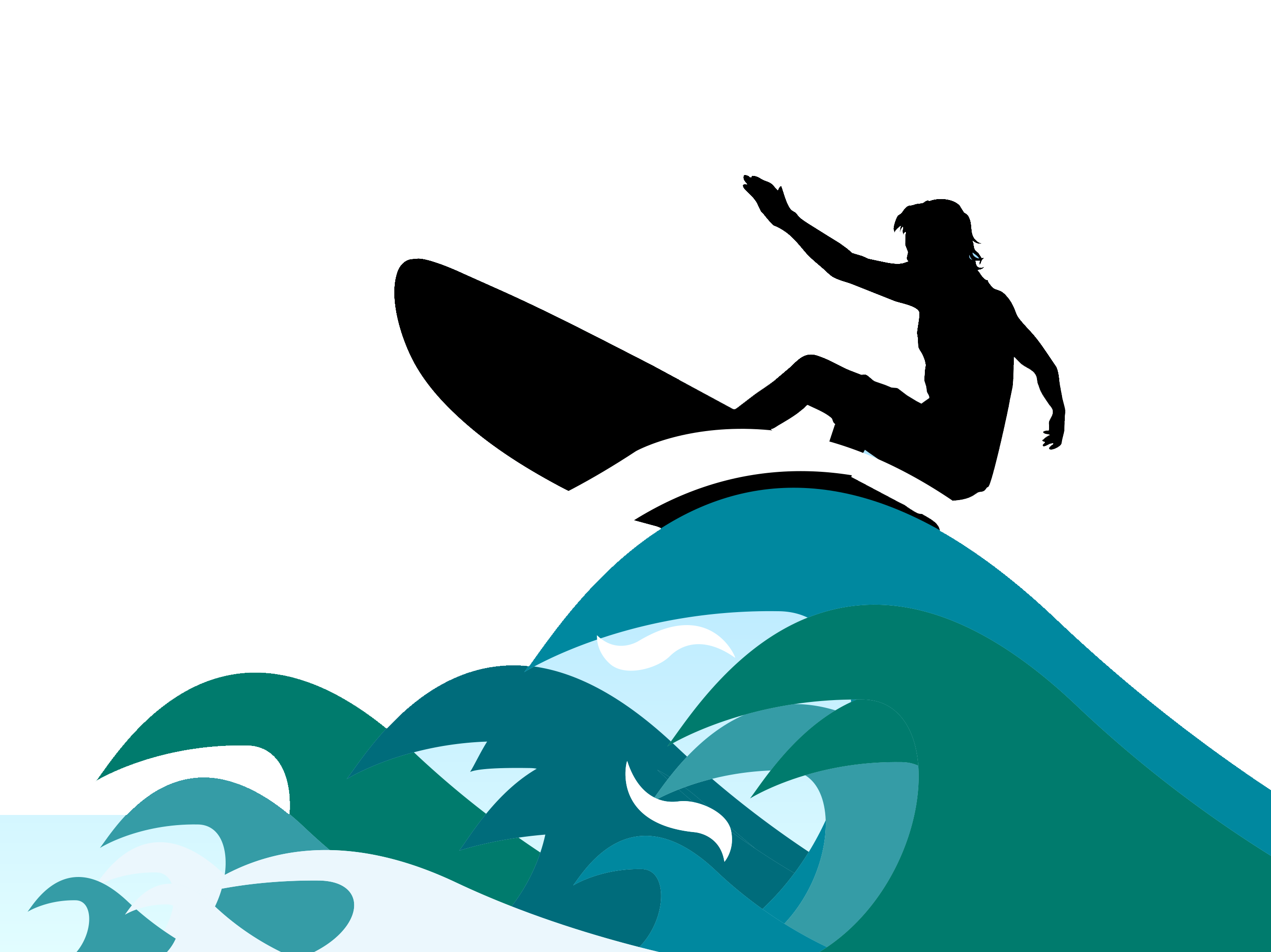 HD Surfing Clip Art File Free » Free Vector Art, Images.