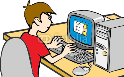 Gallery For > Surfing the Internet Clipart.