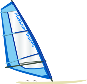 Makkum Surf Wind Clip Art at Clker.com.