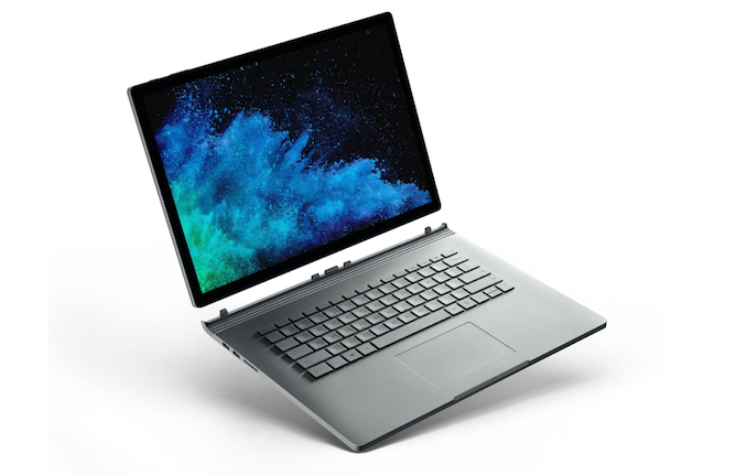 No Fooling: Microsoft Silently Updates Surface Book 2 13.5.