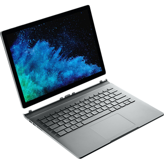 MS Surface Book 2 15\