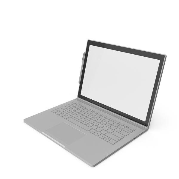 Microsoft Surface Book 2 PNG Images & PSDs for Download.