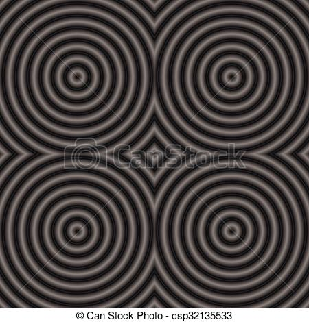 Vectors of Seamless abstract striped background.