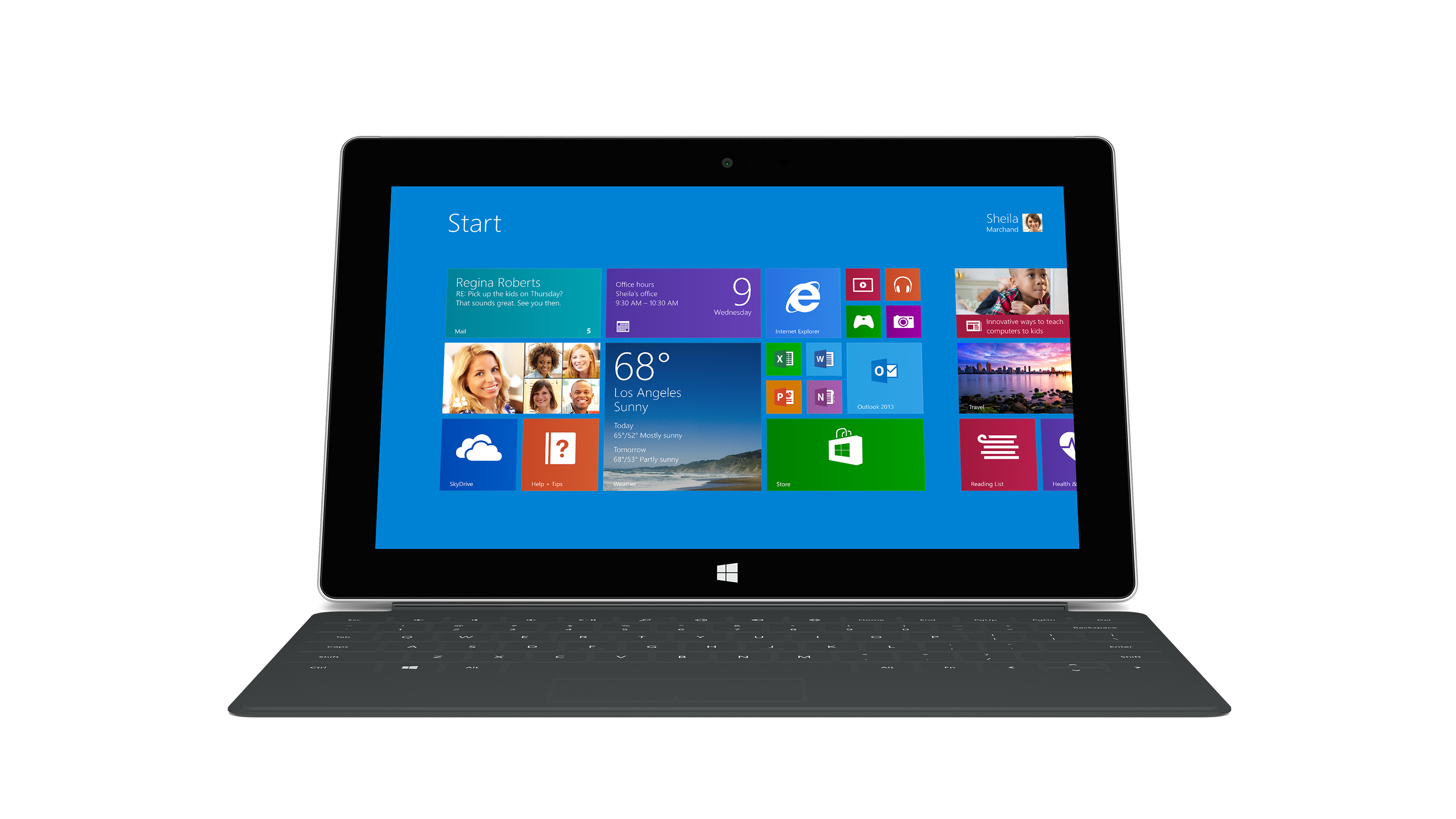 Microsoft surface png 2 » PNG Image.