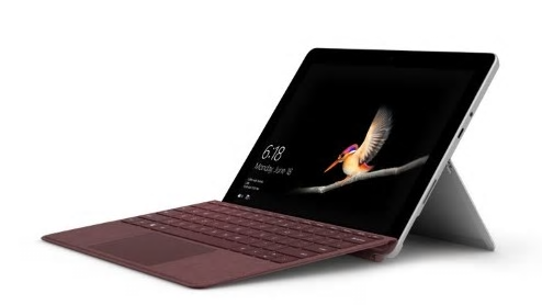 Surface Go, First Look: Small, light, and the best cheap PC.