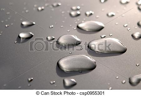 Water tension clipart.