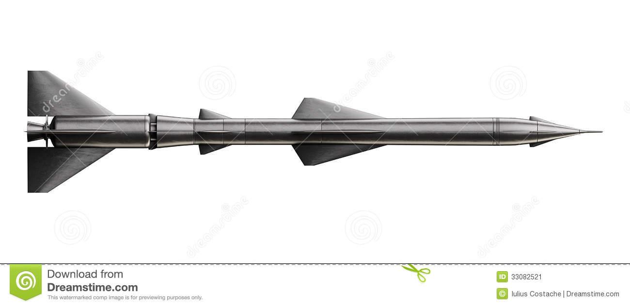 Air Missile Clipart.