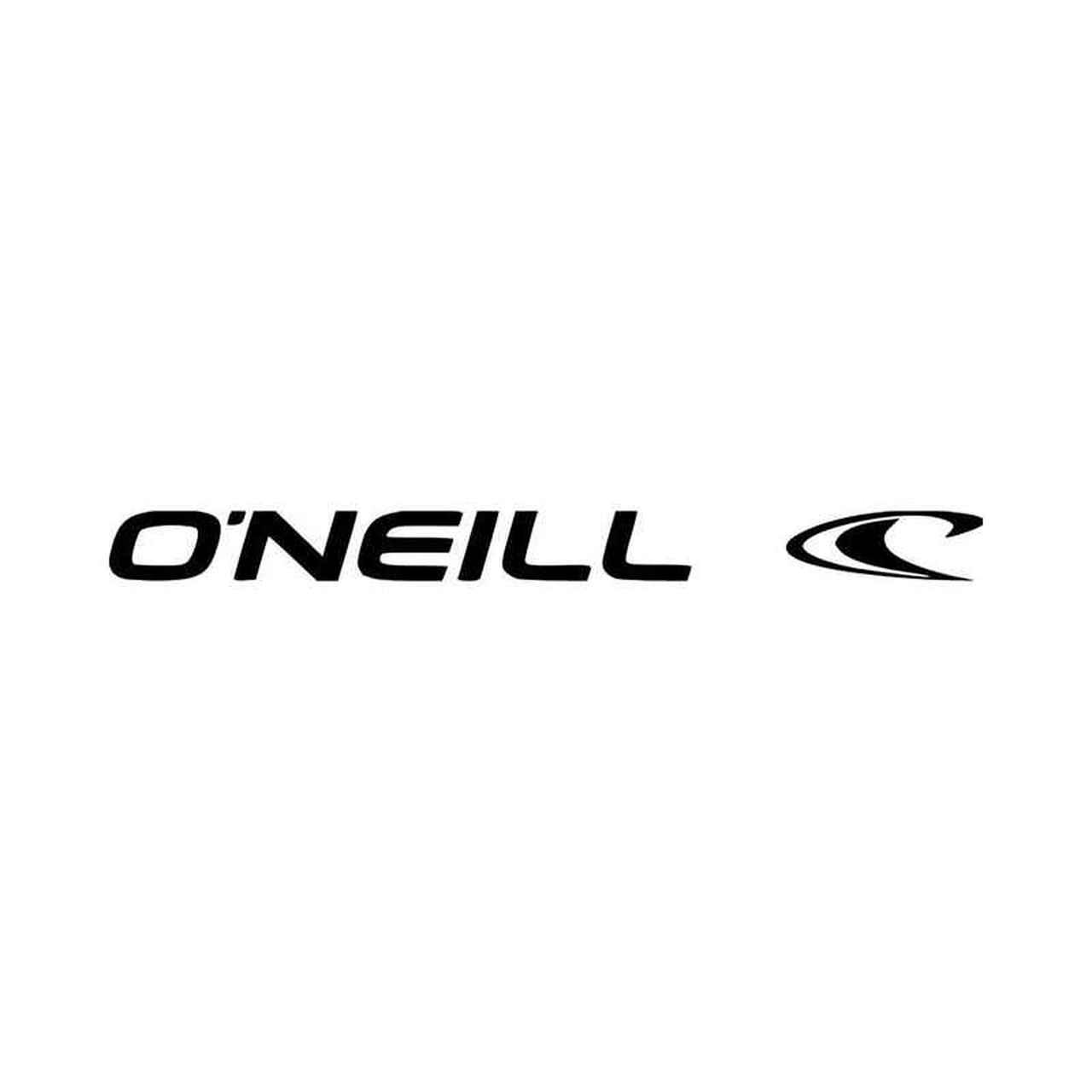 O\'neill Surfboard Logo Vinyl Decal Sticker.