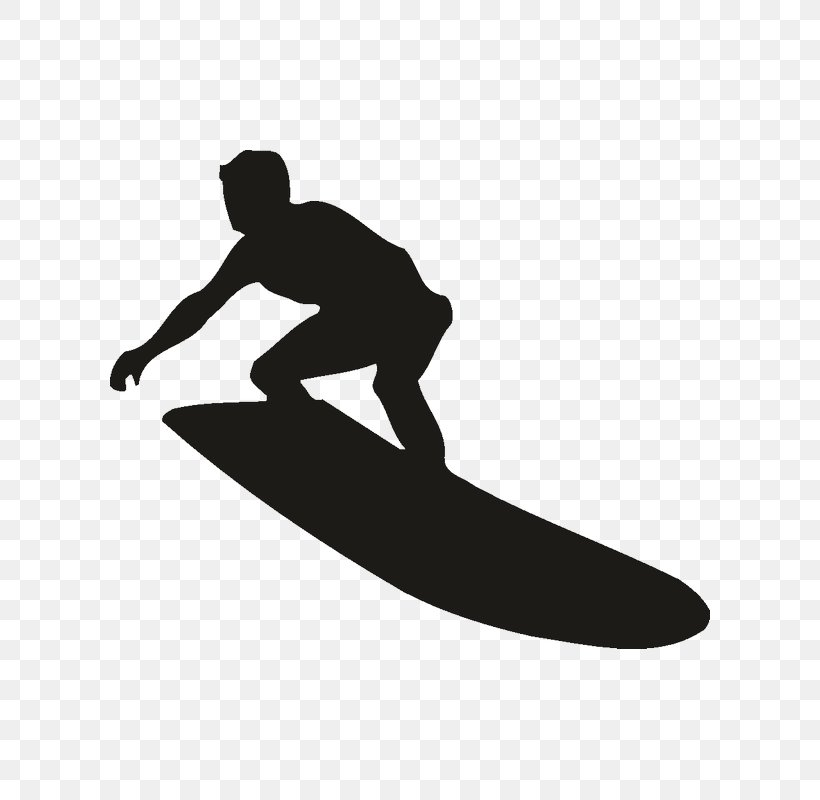 Surfing Silhouette Surfboard Clip Art, PNG, 800x800px.
