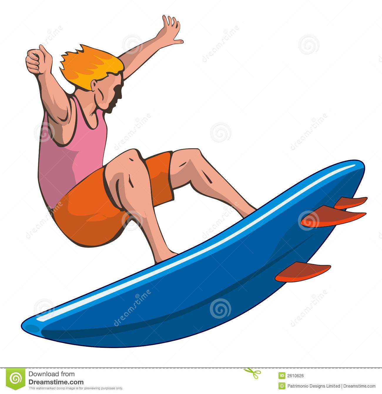 89+ Surfer Clip Art.