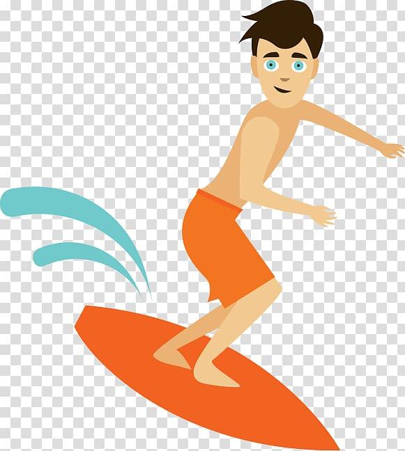 Boy surfing clip cart, Surfer, Dude Surfing Surfboard.