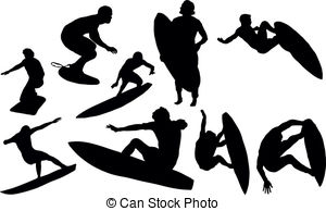Surfing Clip Art Vector and Illustration. 19,377 Surfing clipart.