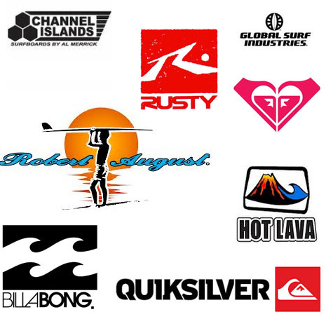 Popular Surfboard Brands in Costa Rica.