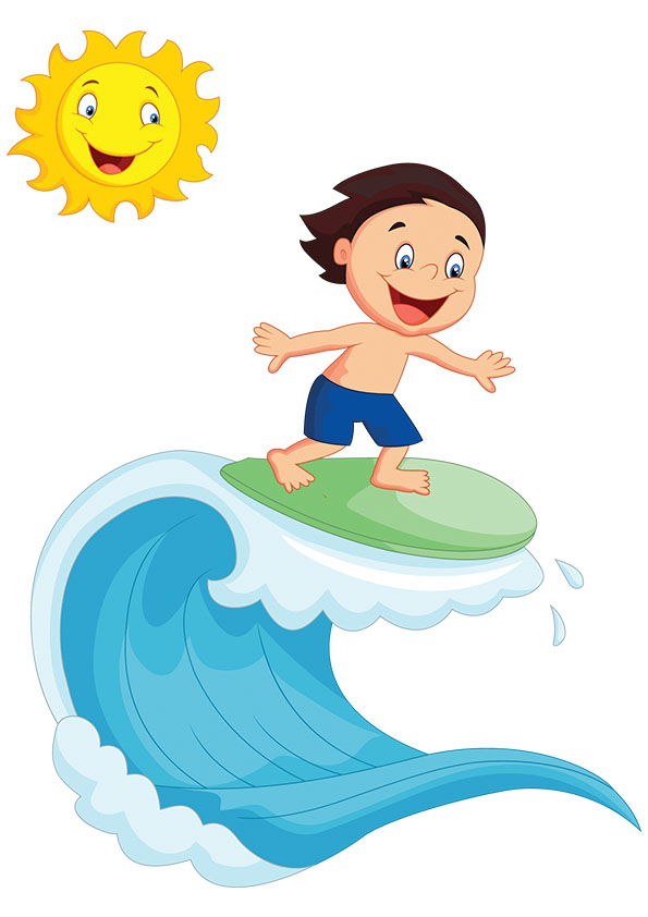 Free Surfing Cliparts, Download Free Clip Art, Free Clip Art.