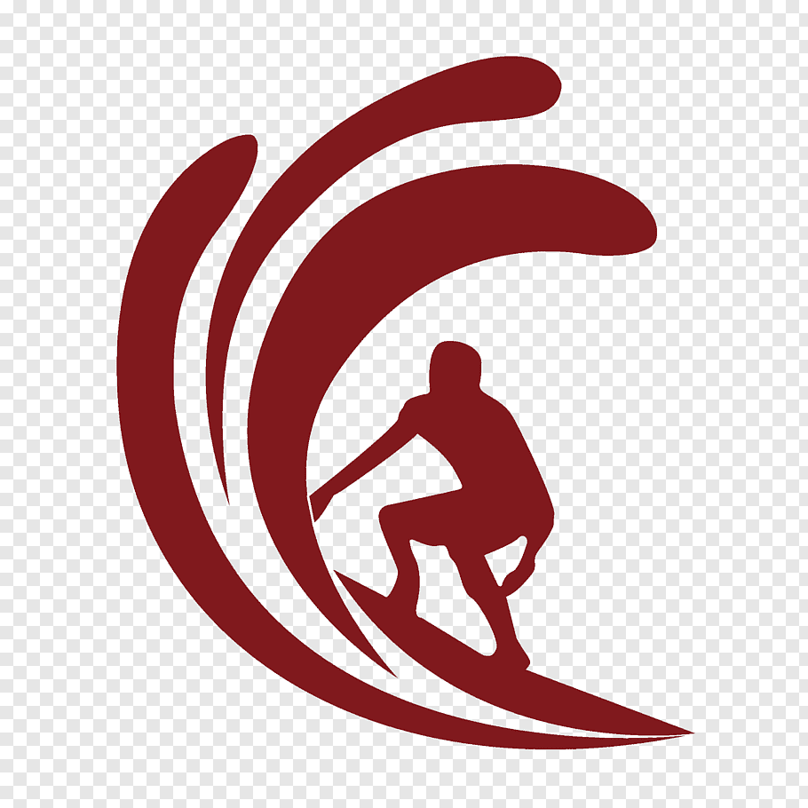 Red man surfing logo, Surfing Investment banking, Surf the.