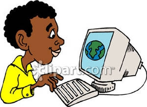 2090 Internet free clipart.