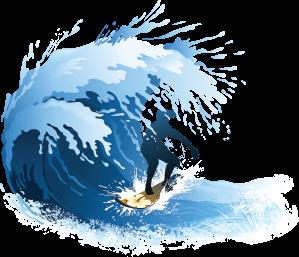 Surfing Wave.